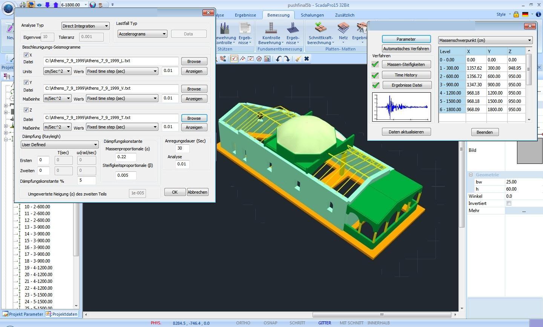 SCADA Pro Timber - Detaillierte Beschreibung