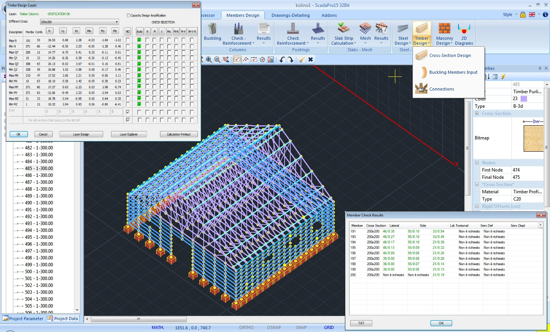 Timber Design - Detailed Description
